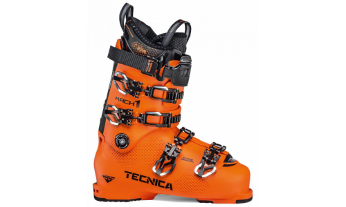 Tecnica Mach1 MV 130, Ultra Orange, 19/20