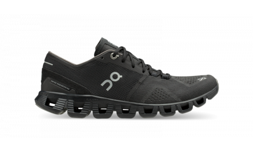 ON Running Cloud X 2 Black/Asphalt W